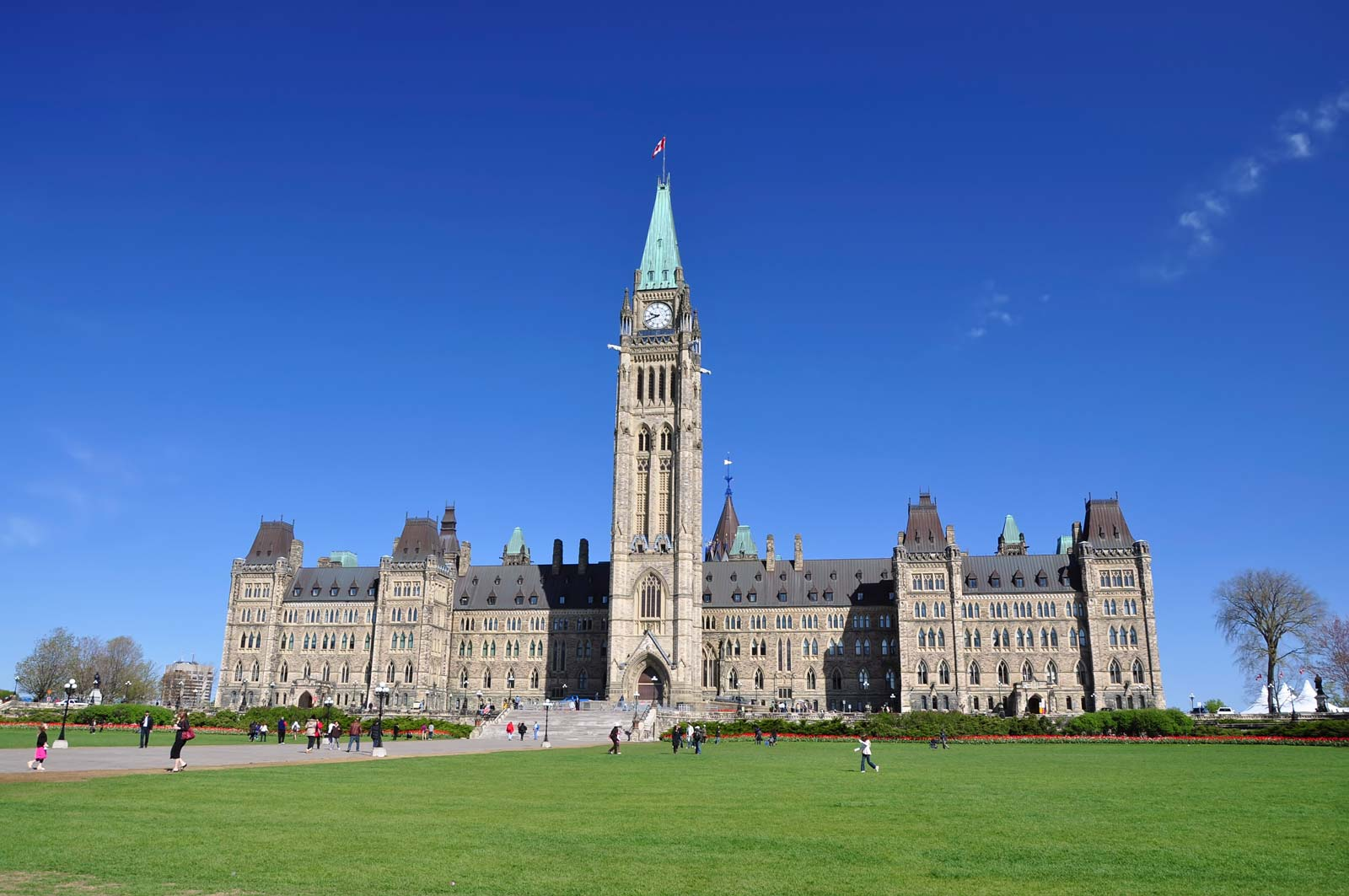 Parliament Hill Centre Block